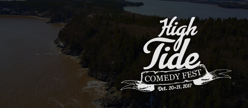 High Tide Comedy Festival Quispamsis Rothesay Saint John New Brunswick